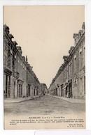 - CPA RICHELIEU (37) - Grande-Rue - Edition Hôtel Du Faisan - - France