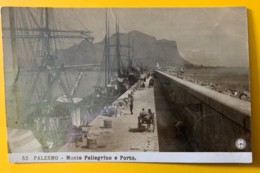 8499 - Palermo Monte Pellegino E Porto - Palermo