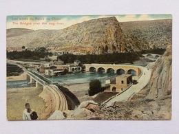 Lebanon Liban Libanaise ~ 1920, Nahr El-Kalb, Les Ponts Du Fleuve Du Chien, The Bridges Over The Dog-river - Libanon