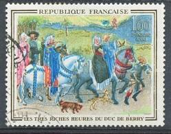 TIMBRE - FRANCE - 1965 - Nr 1457 - Oblitere - France