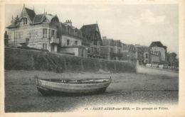 14* ST AUBIN SUR MER   Villas - Saint Aubin