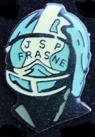 JSP FRASNE - CASQUE  SAPEURS POMPIERS    -  (21) - Pompiers