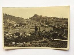 Turkey Türkei Turquie ~ 1930, Ankara Kalesi, Circulé, Used - Turkije
