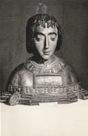 AUBE *** Photo D'art Godin Gaudin -format CP (certainement Destination Finale) Sculpture  Saint Florentin TROYES - Dédicacées