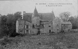 Gourgé : Chateau De La Roche Aux Enfants - France