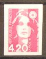 FRANCE N°2770 Non Dentelé N**  Cote 11.50€ - Francia