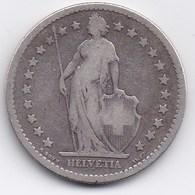 SUISSE - 2 Fr 1878 B - Suisse
