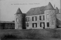 Gourgé : Chateau D'Orfeuille - France