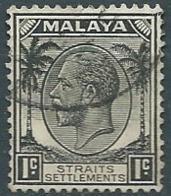 Straits Settlements  - Yvert N°   205 Oblitéré -  Bce 18318 - Straits Settlements