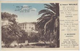 "CPA Dept 06 NICE Villa ""Beausoleil"" - Autres"