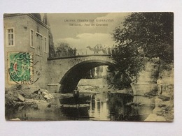 Turkey Türkei Turquie ~ 1920, Izmir Smyrne, Pont Des Caravanes, Camel, Circulé, Used - Turkije