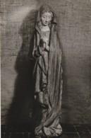 AUBE *** Photo D'art Godin Gaudin -format CP (certainement Destination Finale) Sculpture  St Nizier TROYES - Foto Dedicate