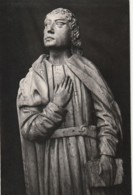 AUBE *** Photo D'art Godin Gaudin -format CP (certainement Destination Finale) Sculpture  St Urbain TROYES - Fotos Dedicadas