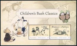 Australie - Littérature Pour Enfants BF 260 (année 2018) ** - Blocs - Feuillets