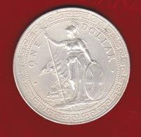 GRAN BRETAGNA - TRADE DOLLAR 1902 - - Great Britain