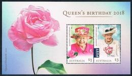 Australie - 92e Anniversaire De S. M. Elizabeth II BF 250 (année 2018) ** - Blocs - Feuillets