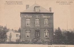 Pensionnat De Demoiselles à Ruysbroeck Lez-Bruxelles ,( Ruisbroek ),cours Primaires,moyens Et Professionnels - Sint-Pieters-Leeuw