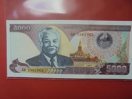LAO 5000 KIP 1997 PEU CIRCULER/NEUF - Laos