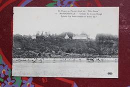 CPA 76 DUCLAIR      De Rouen  Au Havre  A Bord Du Felix Faure   Bardouville   Chateau Du Corset Rouge - Duclair