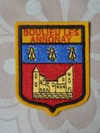 Ecusson à Coudre De Boulieu-lès-Annonay (7) - Patches