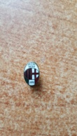 Pin Distintivo Milan Calcio Vintage - Calcio