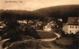 Bad Rastenberg, Teilansicht, Feldpost 1918 - Rastenburg