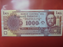 PARAGUAY 1000 GUARANIES 2005 PEU CIRCULER/NEUF - Paraguay