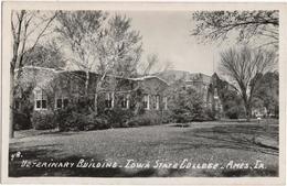 Veterinary Building - Iowa State College - Ames - Iowa - Ames