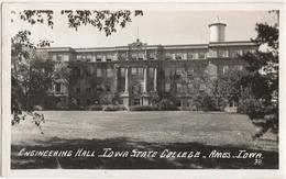 Engineering Hall Iowa State College - Ames - Iowa - Ames