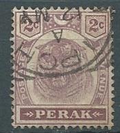 Perak - Yvert N° 19 Oblitéré  - Bce 18323 - Perak