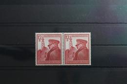 Deutsches Reich 691 ** Postfrisch Als Waagerechtes Paar #SH962 - Ohne Zuordnung
