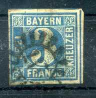 18499-50 BAVIERA N.2 USATO - Bayern
