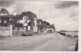 49 LE THOUREIL Le Vieux Castel , Voiture Année 1950 Renault Colorale - France
