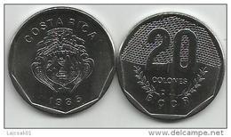 Costa Rica 20 Colones 1985. High Grade - Costa Rica