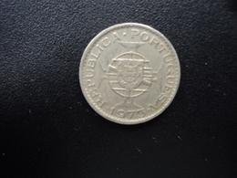 MOZAMBIQUE : 2 ½ ESCUDOS   1973   KM 78     TTB / TTB+ - Mozambique