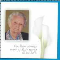 Bp    106 Jaar   Eembeeck   Vandekerckhove   Meerbeek   Leuven - Images Religieuses