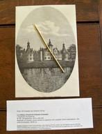 OUDE   Gravure 1874  Kasteel Van OOIDONK  DEINZE - Deinze