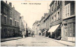 21 NOLAY - Rue De La République - Autres Communes