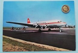 Douglas DC-4 Der Balair , Schweiz - 1946-....: Moderne