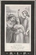 Augustinus Jacobus Geerits-wijneghem -antwerpen 1877 - Images Religieuses