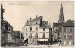 21 NOLAY - Place Carnot - Autres Communes