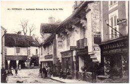 21 VITTEAUX - Anciennes Maisons De La Rue De La Ville - Autres Communes