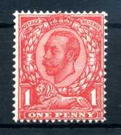 1912 GRAN BRETAGNA N.135 * - 1902-1951 (Kings)