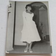 SOPHIA LOREN - Carte Postale Maxi ( A5 : 21 X 15 ) - Photo Privat - Attori