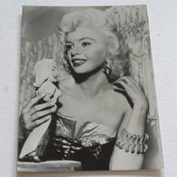 JANE MANSFIELD  - Carte Postale Maxi ( A5 : 21 X 15 ) - Photo Filmpress Zurich - Attori