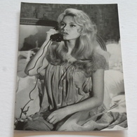 BRIGITTE BARDOT  - Carte Postale Maxi ( A5 : 21 X 15 ) - Photo Limot - Acteurs