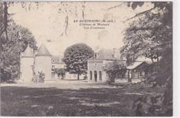49 LE GUEDENIAU Château De Maunaie Les Communs - France
