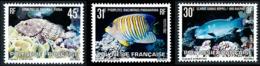 POLYNESIE 1982 - Yv. 174 175 176 **   Cote= 4,75 EUR - Poissons (3 Val.)  ..Réf.POL23889 - Neufs