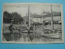 33 - Blaye - Pont De La Citadelle - 1917 - Blaye