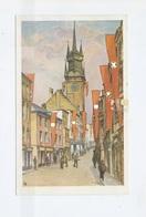 1939 3. Reich / Sudetenland Farbige  Propagandakarte Zum 1.Kreistag Der NSDAP In Znaim, Mi.nr. 691, 694 - Briefe U. Dokumente